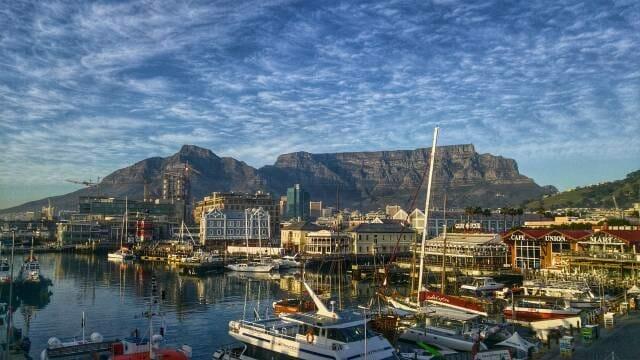 Cape Town pour apprendre l'anglais