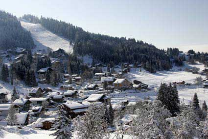 You are currently viewing Résidence CGH les Chalets de Jouvence