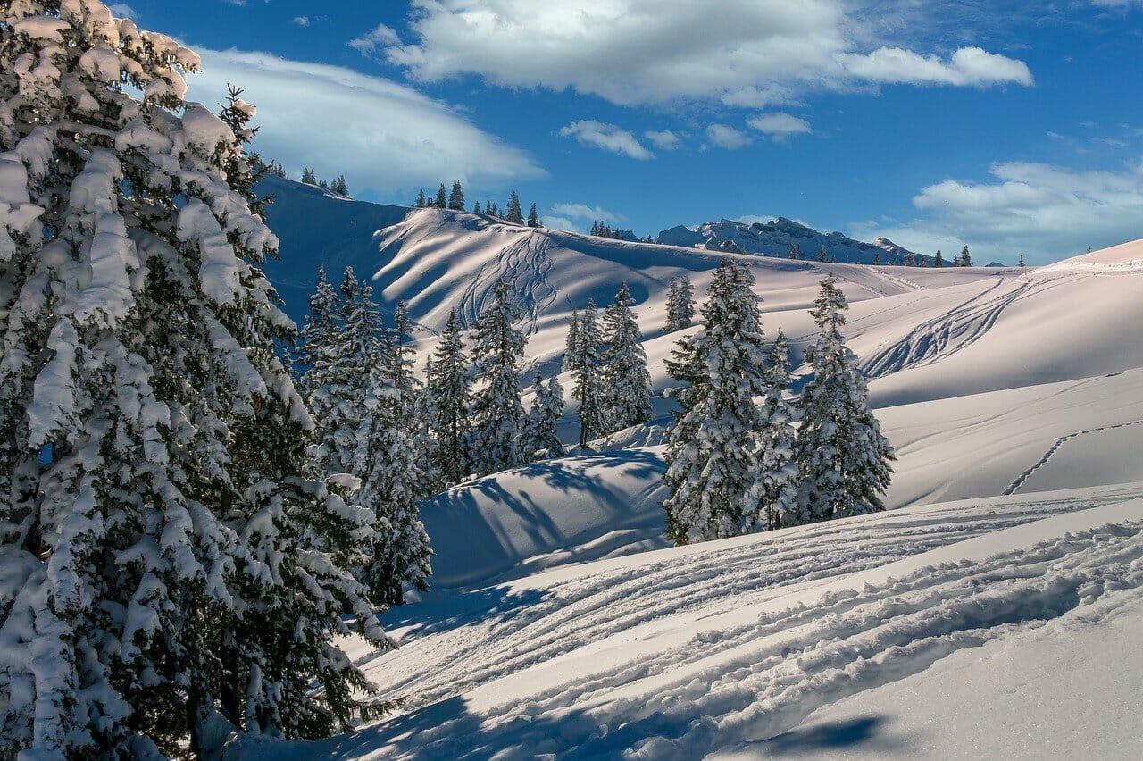 Station de ski de La Rosière