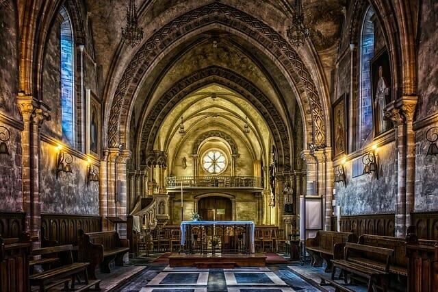 basilique Notre-Dame Alençon